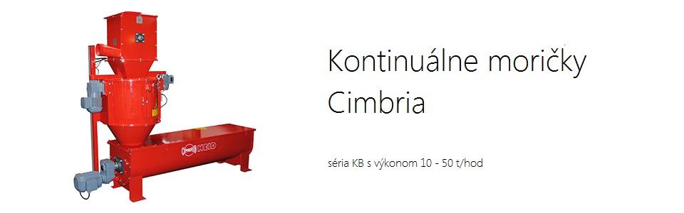 Kontinuálna morička Cimbria KB