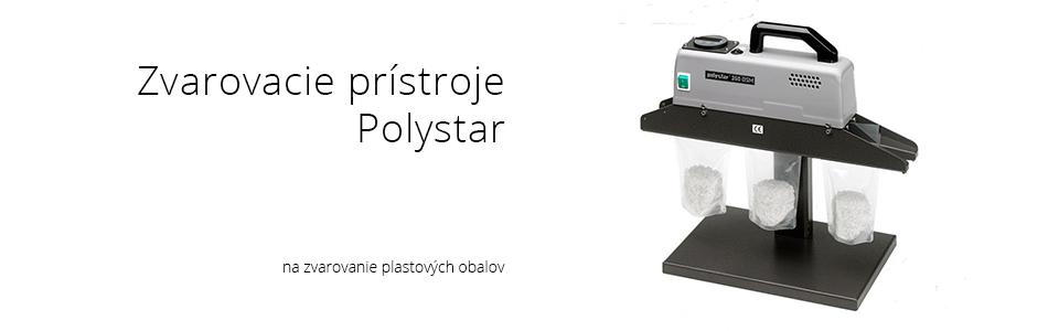 Zvarovací prístroj na fólie Polystar