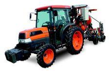 Maloparcelkový traktor Kubota