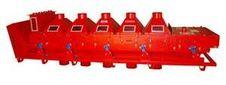 Fluidná sušiareň JCD 625 - 1250