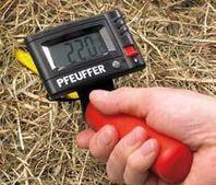 Tyč na meranie teploty pre seno, slamu a kompost